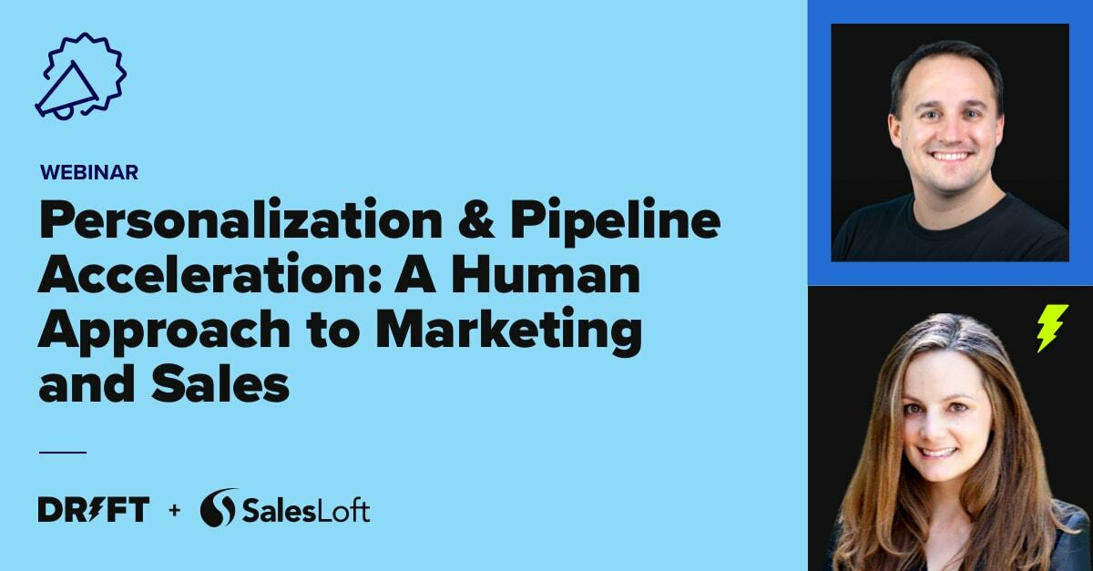 Webinar: A Human Approach to Marketing & Sales