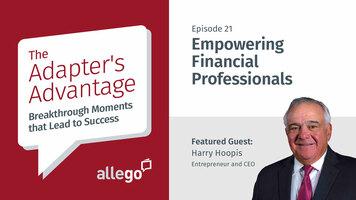 Adapter's Advantage Podcast S01E021: Harry Hoopis