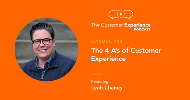 The 4 A's of Customer Experience