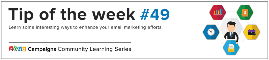 Tip of the week 49 - 5 tips to maximise engagement this holiday season