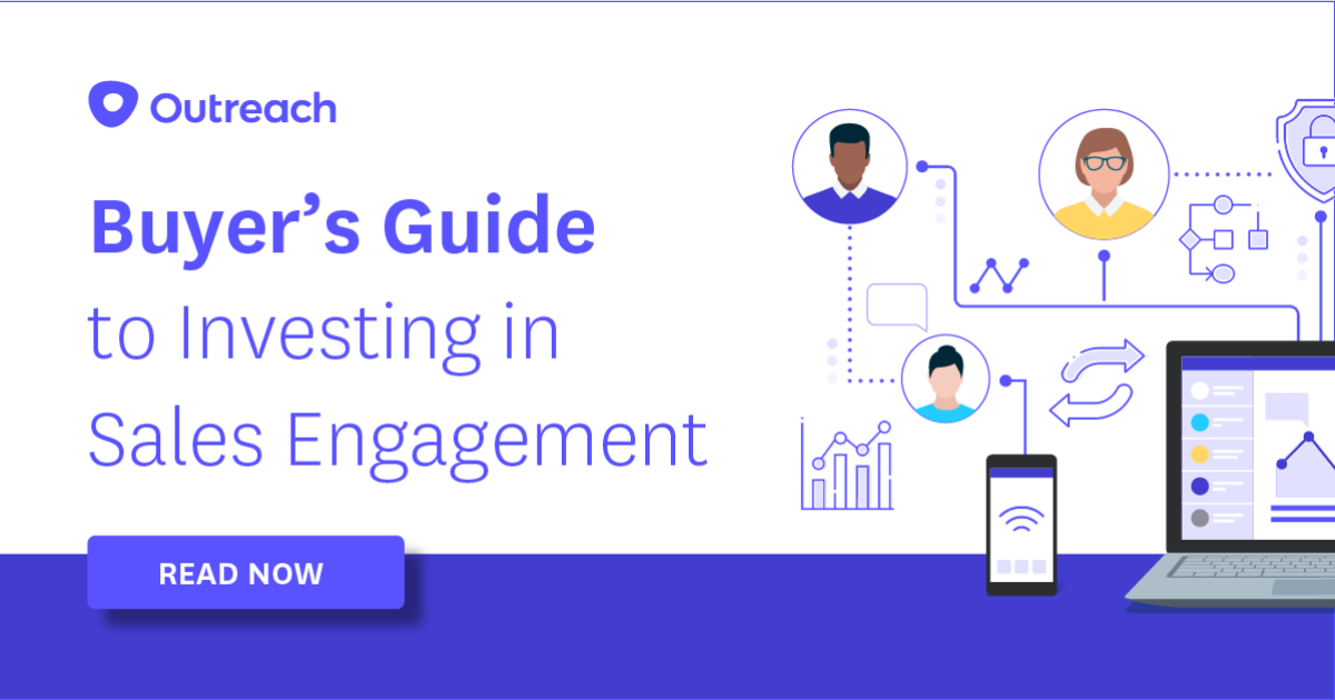 Buyer's Guide to Investing in Sales Engagement