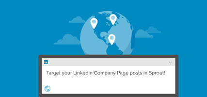 Introducing Sprout's Redesigned Compose Window With LinkedIn Targeting & More