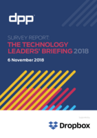 The Technology Leadership Briefing 2018