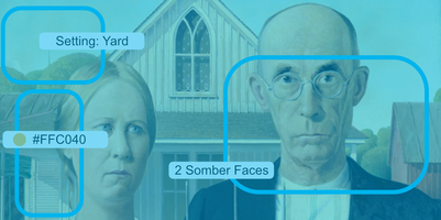 AI Analyzed American Gothic: It's Not That Great
