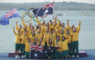 Australian Sailing Team - Sharing files securely in sports