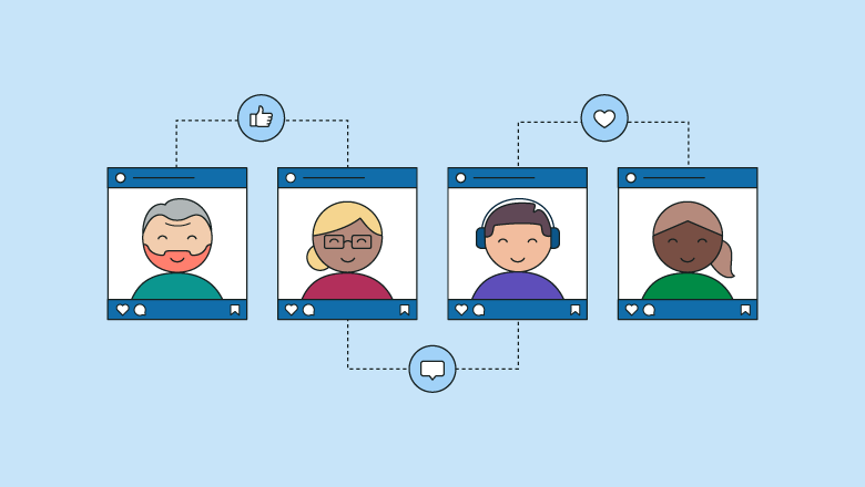 How Different Generations Use Social Media-and What this Means for Your Business