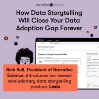 [Product Showcase] How Data Storytelling Will Close Your Data Adoption Gap Forever
