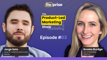 """The Product-Led Revenue Show, EP 03 