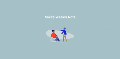 Mike's Note #5 - Do you have a CEO coach?