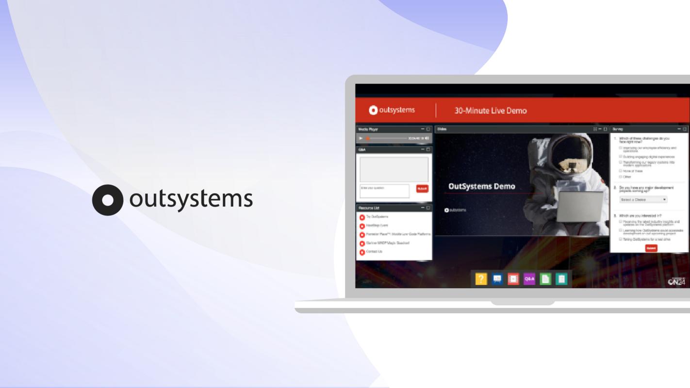Webinerd to Watch: Outsystems
