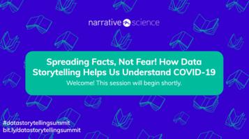Spreading Facts, Not Fear! How Data Storytelling Helps Us Understand COVID 19 featuring Dan Platt   Data Storytelling Virtual Summit