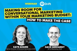 Webinar: Making Room for Drift in Your Marketing Budget