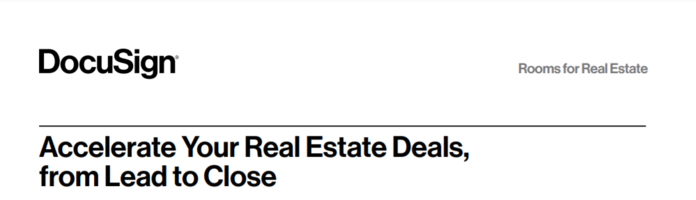 Accelerate Your Real Estate Deals, from Lead to Close