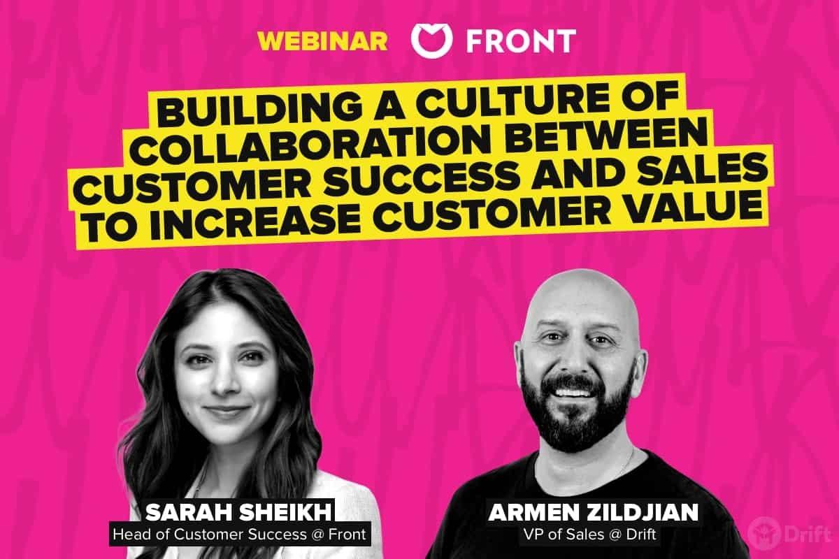 Webinar: Bringing Sales and Customer Success into Alignment