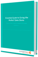 The Essential Guide to Giving the Perfect Sales Demo