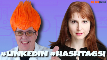 The Science of Hashtags on LinkedIn with Christina Inge