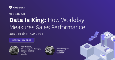 Data Is King: How Workday Measures Sales Performance