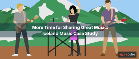 More Time for Sharing Great Music: Iceland Music Case Study