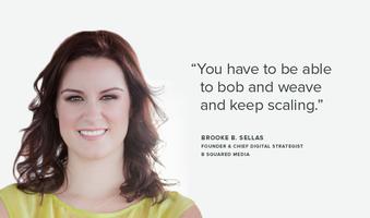 Brooke B. Sellas From B Squared Media on Starting a Social Media Agency
