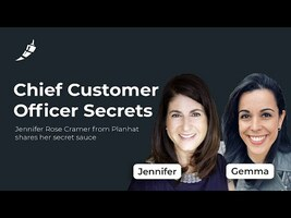 An Unconventional Path to Customer Success with Jennifer Cramer, VP of CS at Planhat