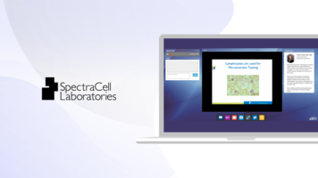 Case Study: SpectraCell Laboratories Cuts Training Costs with ON24 Webinars