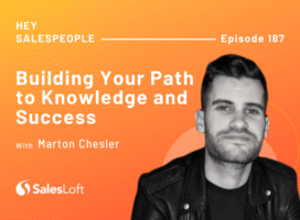 Building Your Path To Knowledge And Success With Marton Chesler