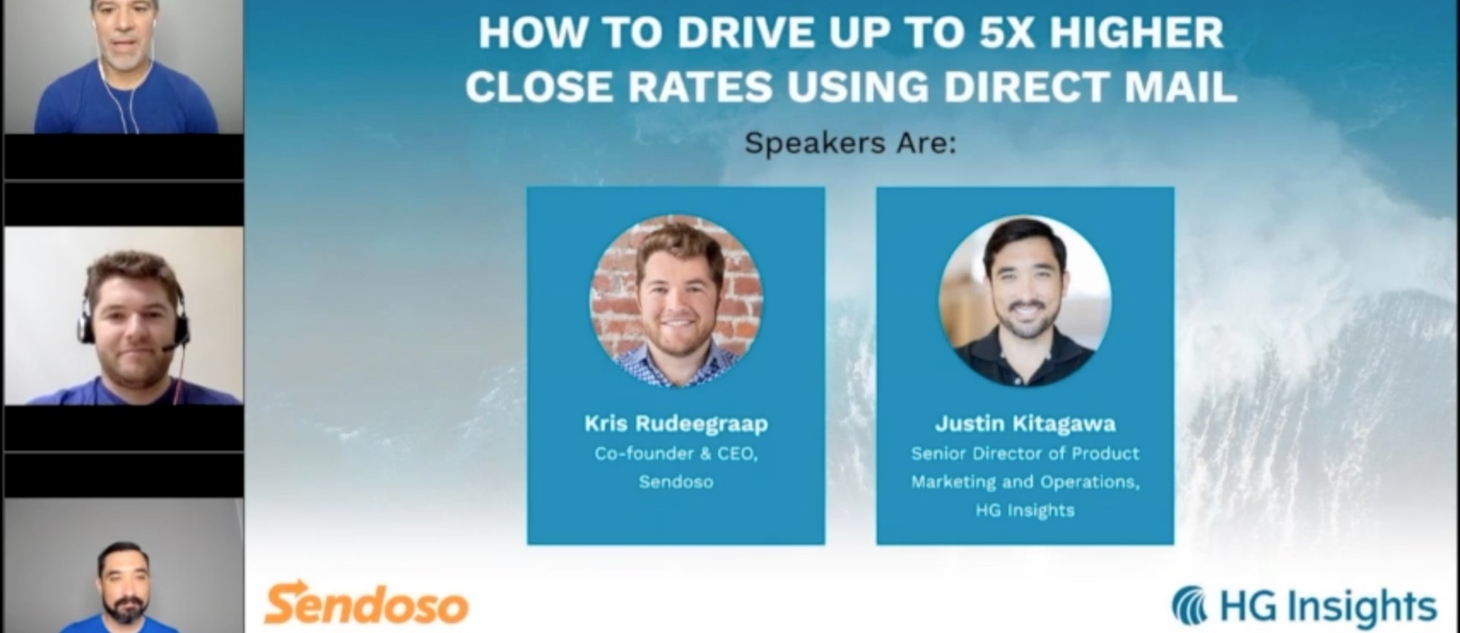 How to Drive up to 5x Higher Close Rates Using Direct Mail