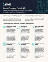 6sense Company Details API One Pager