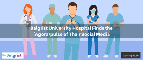 Balgrist University Hospital Finds the (Agora)Pulse of their Social Media