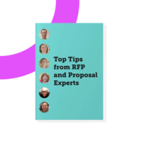 Top Tips from RFP and Proposal Management Experts