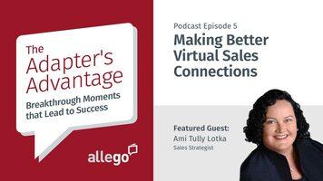 Adapter's Advantage Podcast S01E05: Ami Tully Lotka