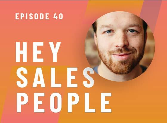 At the Core of Culture {Hey Salespeople Podcast}