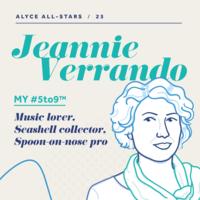 Alyce All-Stars Featuring Jeannie Verrando | Alyce Blog