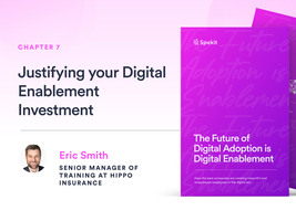 Justifying your Digital Enablement Investment - Ebook