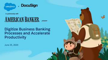 Digitize business banking processes and accelerate productivity