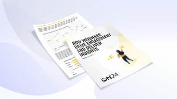 eBook: How Webinars Drive Engagement and Deliver Buyer Insights