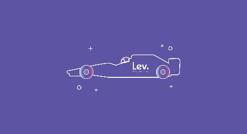 Lev to Sponsor JR Hildebrand at the Indy 500