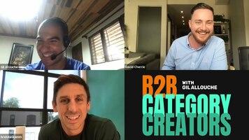 B2B Category Creators Episode 14: Brendan Kamm and David Cherrie