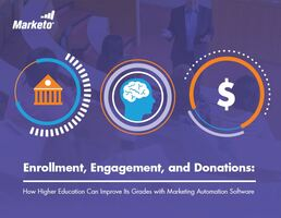 Enrollment, Engagement, Donation: How Higher Education Can Improve Its Grades with Marketing Automation