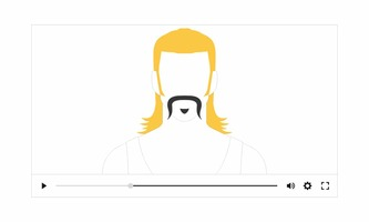 How to avoid making a mullet video