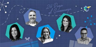 24 Days of Giveaways Week 4 Roundup | Alyce Blog