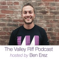 Valley Riff Podcast - Andrew Chapin on Launching benjamin and being featured on Product Hunt