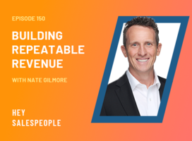 Building Repeatable Revenue with Nate Gilmore