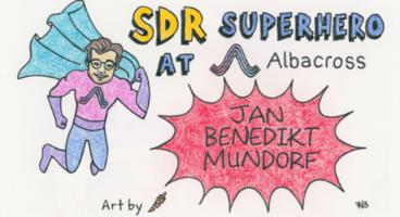 SDR Superhero Episode 3: Jan Mundorf @ Albacross