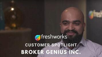 Customer Spotlight - Broker Genius