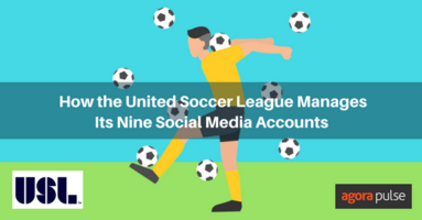 [CASE STUDY] How the United Soccer League Manages Its Nine Social Media Accounts