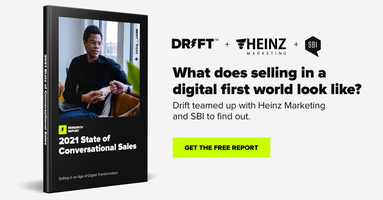 2021 State of Conversational Sales