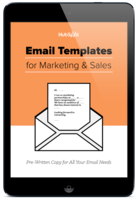 Email Templates for Marketing & Sales
