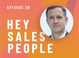 Virtuous Cycle vs. Death Spiral {Hey Salespeople Podcast}