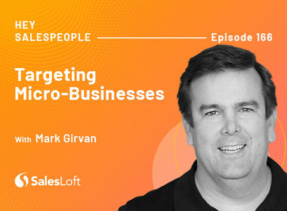 Targeting Micro-Businesses with Mark Girvan
